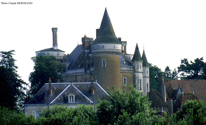 Le chateau de St Chartier